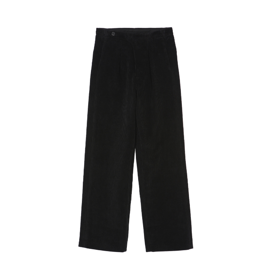 Rei slacks coduroy black